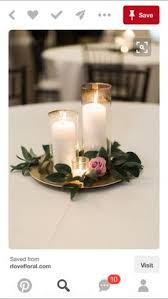 cheap table centerpieces s early mountain vineyard wedding