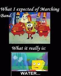 Spongebob Internet Memes - marching band internet memes juxtapost funny things