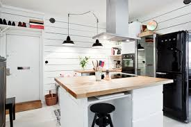 Modern Scandinavian Kitchen Design Mn