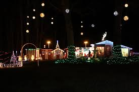 Tanglewood Festival Of Lights Christmas Lights A Holiday Tradition Visit Mayberry