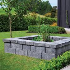 Wall Garden Kits by Keystone Country Manor Retaining Walls Firth