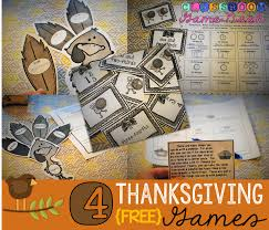 the classroom nook four free thanksgiving a