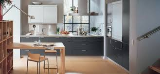 meuble cuisine gris anthracite cuisine gris anthracite 56 idaes pour une cuisine chic et