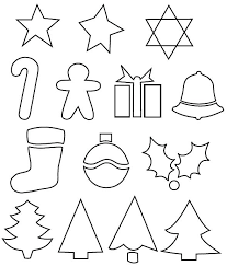 free printable christmas ornaments stencils printable christmas ornaments cutouts printable template stencils