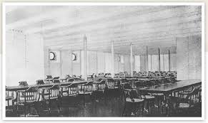 Titanic First Class Dining Room The Titanic