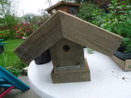 bird house roof roof