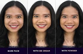 light medium skin tone 18 girls get shade matched for pink sugar bb cream powder pink sugar