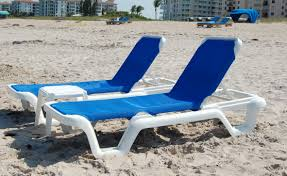 Modern Patio Lounge Chair Furniture White With Blue Chaise Lounge Chairs For Modern Patio Decor