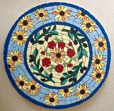 Mosaic Bistro Table 95 Best Mosaic Tables Images On Pinterest Mosaic Tables Mosaic