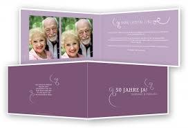 einladungskarten goldene hochzeit mit foto einladungskarten goldene hochzeit selbst gestalten feinekarten