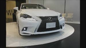 lexus is250 f sport for sale dallas new 2014 lexus is by trd modellista youtube