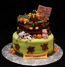 thanksgiving themed love dem goodies thanksgiving themed cake