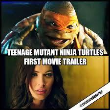 Ninja Turtles Meme - teenage mutant ninja turtles movie trailer 15secondsofpop