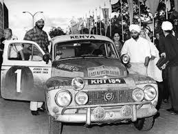 african safari car volvo pv 544 in the east african safari rally 1965 volvo car
