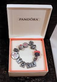 pandora bracelet box images Pandora bracelet box cake JPG