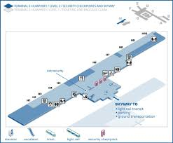 Denver Terminal B Map Minneapolis U2013saint Paul International Airport Msp Maplets