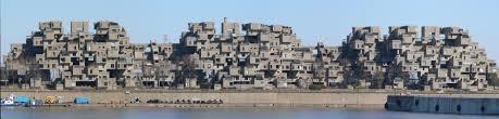 gallery of ad classics habitat 67 safdie architects 6