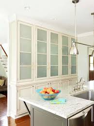 frosted glass kitchen wall cabinets 10 frosted glass kitchen cabinets make simple design