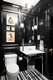 black bathroom ideas best 25 black bathrooms ideas on bathrooms black