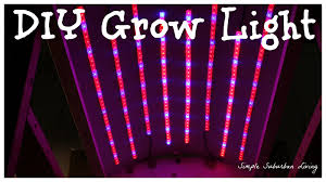 usa made led grow lights diy 35 led grow light youtube