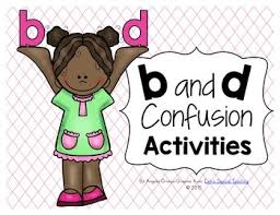 B And D Worksheets B And D Confusion Activities By Angelia Special Teaching