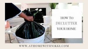 How To Declutter Your Home by Home Organization Super Simple Step By Step Tips To Declutter