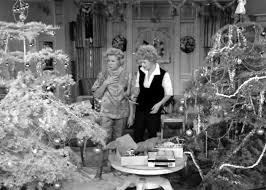 lucille ball and vivian vance in the 1962 christmas episode of the