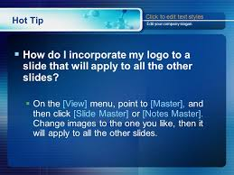 powerpoint template add your company slogan ppt video online