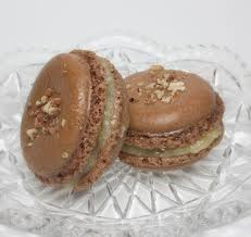 german chocolate cake macarons wives with knives