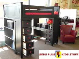 Kids Loft Bed Top  Best Painted Bunk Beds Ideas On Pinterest - Loft bunk beds kids