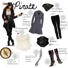 Halloween Pirate Costume Ideas 25 Diy Pirate Costume Ideas Pirate