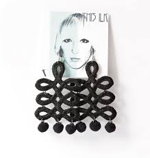 edie sedgwick earrings featured shop this ilk etsy journal