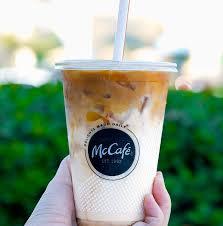 Coffee Mcd new mccaf礬 beverages kirbie s cravings