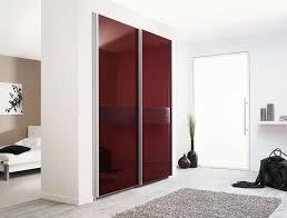 Bedroom Wardrobe Furniture Designs Brown Gloss Acrylic Wardrobe Design For Minimalist Interior