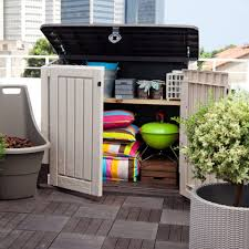 Backyard Storage Solutions Smart Outdoor Patio Storage Solutions Types Features And Backyard