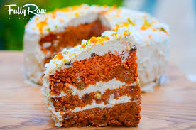 fullyraw carrot cake fullyraw