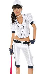 softball player halloween costume women u0027s sports costumes forplay