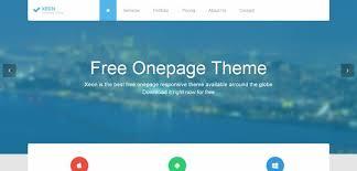 50 free bootstrap framework templates u0026 themes designersmash
