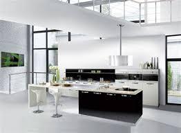 cuisine noir et blanc attractive cuisine noir et blanc 3 idea design cucina e