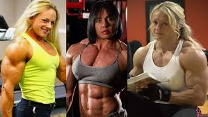 Rene Meme Bodybuilding - watch the 10 most extreme female bodybuilders fitness volt