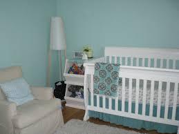 White Rug Nursery Aqua Nursery