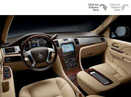 cadillac suv truck cadillac escalade luxury suv rental from hertz