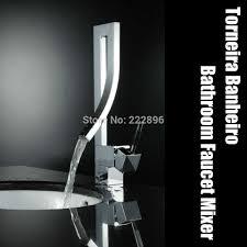 brass chrome bathroom sink faucet basin mixer water tap deck