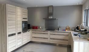 modele de cuisine en u exemple cuisine en l exemple duune cuisine linaire chic ferme et de