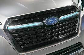 subaru viziv 2016 subaru viziv 7 suv concept first look review