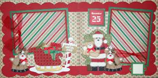 premade scrapbooks scrapbooking for others christmas premade scrapbook pages for sale