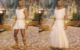 wedding dress skyrim ashara imperial unp 7b sundracon at skyrim nexus