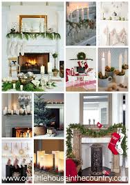 10 Simple But Gorgeous Ways To Decorate Your Mantle For Christmas