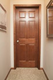 Solid Interior Door Interior Doors Moulding Commodore Of Indiana