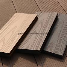 Composite Flooring China Solid Wood Plastic Composite Decking Flooring Outdoor Wpc